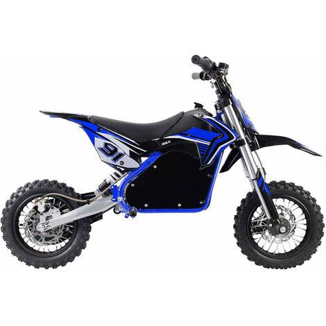 Moto Eléctrica Niños Azul HULK 1060W Elityon