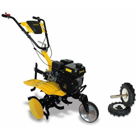 Motoazada a gasolina Garland Mule 1162 NRQG - V18 + regalo ruedas neumáticas