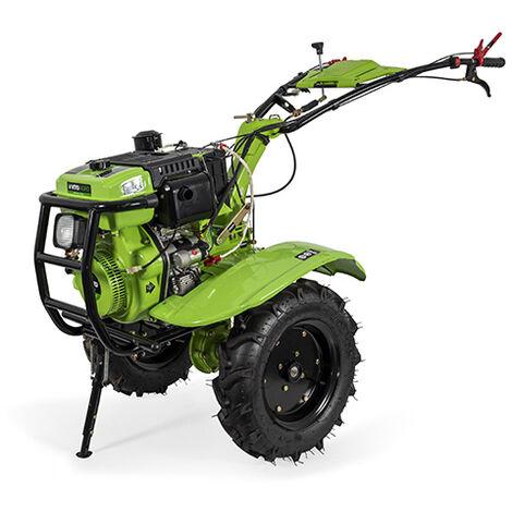 Motoazada Diesel con transmisión directa Strong Machine 12 CV Vito Agro Maquinas Agrícolas,Motoazadas