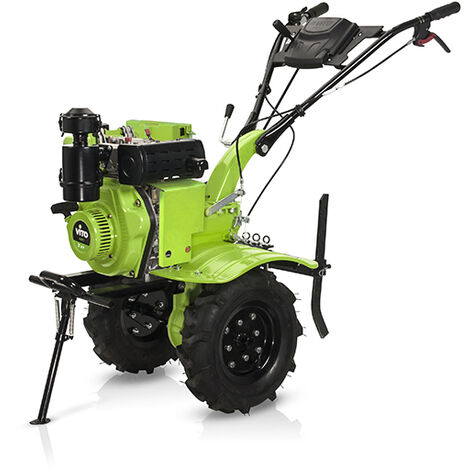 Motoazada Diesel con transmisión directa Strong Machine 7 CV Vito Agro Maquinas Agrícolas,Motoazadas
