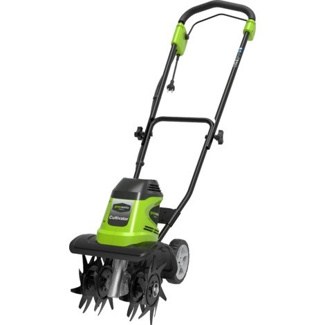 Motoazada eléctrica Greenworks de 230 V GTL9526