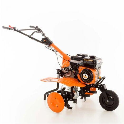 Motobineuse 6,5 Cv 6 fraises vitesses 2 AV -1 AR Ruris DAC 6000K