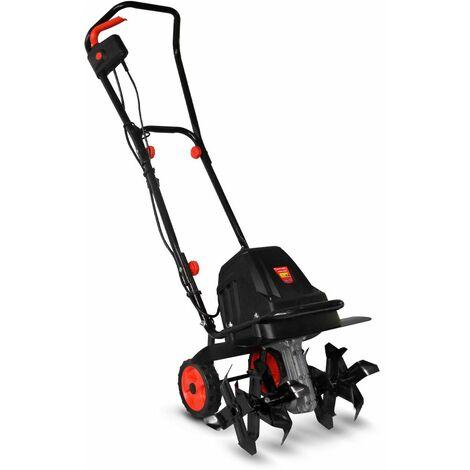 Motobineuse électrique 1400W - 6 fraises - 40cm