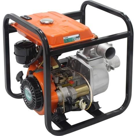 """Motobomba 196 cc - 3.3.Hp - 3"""" - Diesel - MADER GARDEN"""