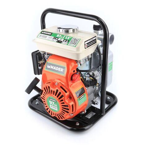 Motobomba, 2.8HP, 14000L/h - MADER®   Garden Tools