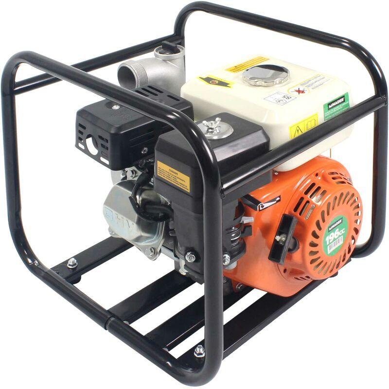 Maderâ ® - Motobomba 2', 5.5HP, 36000L/h - MADER® | Garden Tools