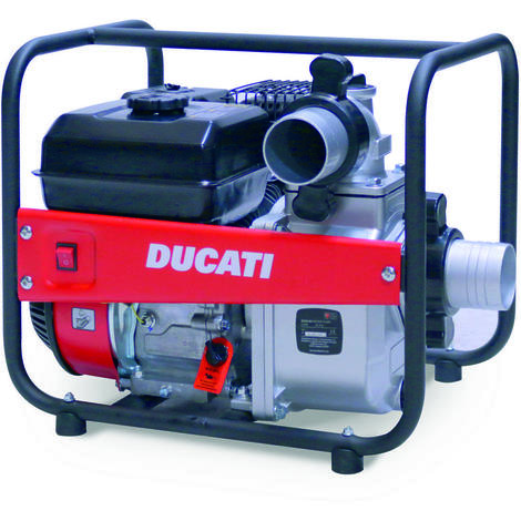 Motobomba aguas limpias Ducati DCW80