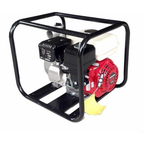 Motobomba de agua motor HONDA GX160