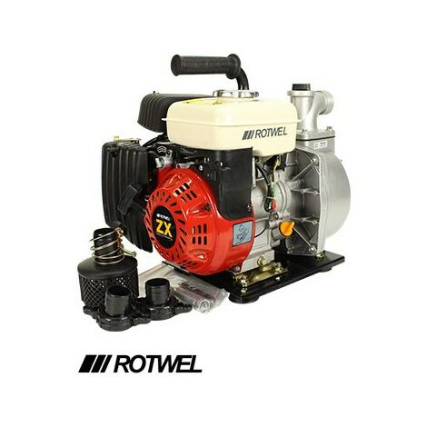 """Motobomba de alta presión a gasolina 15P 1.5"""""""