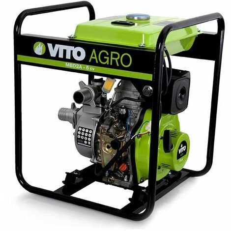 Motobomba Diesel 2 Vito Agro