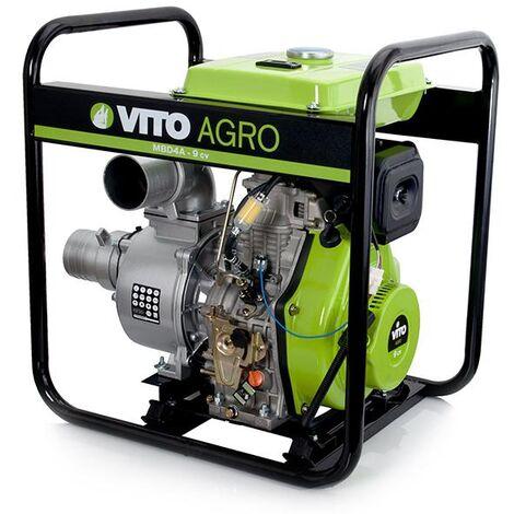 Motobomba Diesel 4 Vito Agro