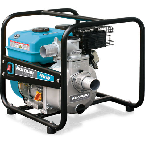 Motobomba gasolina 4 kW – 36 m³/h