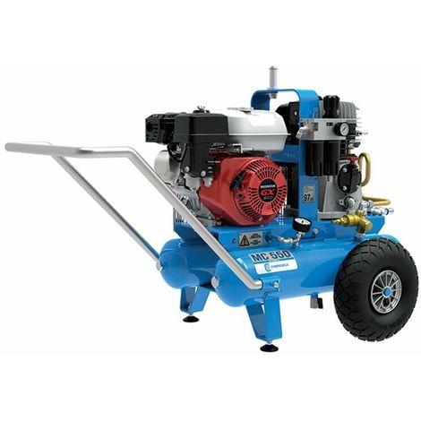 Motocompressore CAMPAGNOLA MC550 a benzina motore HONDA GX200 5,5HP