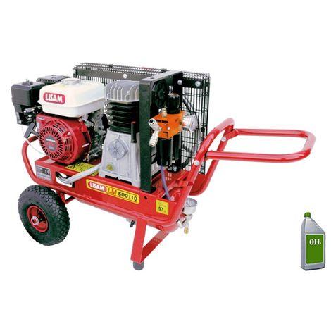 Motocompressore Lisam LM 500/10 Honda GX160