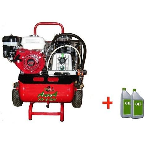 Motocompressore TrinAgria AurA TR 6 BH motore Honda