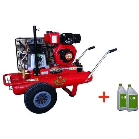Motocompressore TrinAgria ErA TR 12 D Diesel