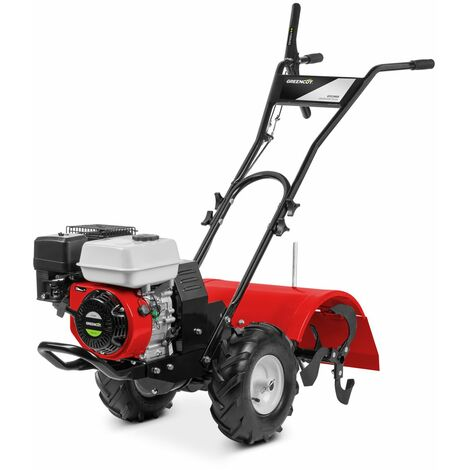 Motoculteur 6,5cv 50cm largeur de travail - GREENCUT
