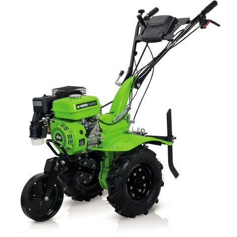Motoculteur à essence 4t Transmission directe 5200W 213 cm2 7CV VITO AGRO