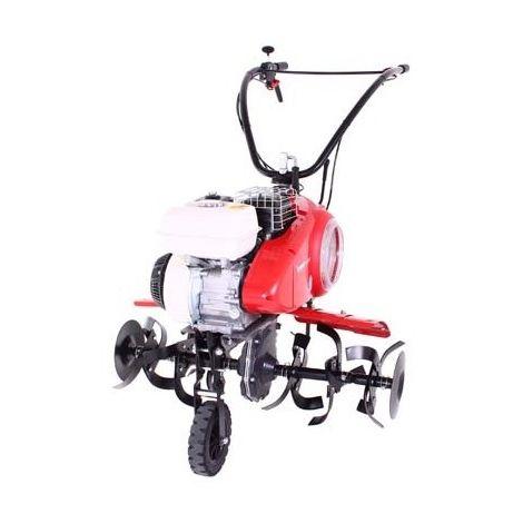 Motoculteurs transformables PUBERT QUATRO JUNIOR V3 60H 6 - Inférieure à 3500 m2 - HONDA GP200