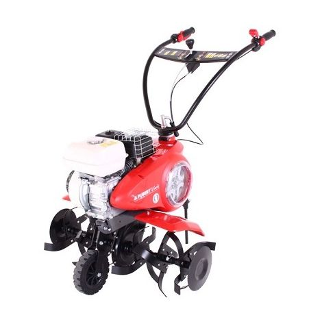 Motoculteurs transformables PUBERT VARIO 40H D3 COMMANDES PNEUMATIQUES - Jusqu'ŕ 2500 m2 - Honda GP160