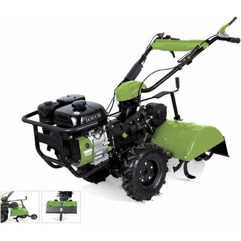 Motocultor Gasolina 4T - 212Cc - 7Hp - 620Mm Vito Agro