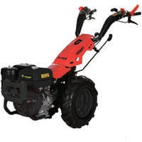 Motocultor Groway de 389 cc, 13 Hp Bulldog G130, rojo