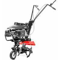 Motocultor motoazada gasolina 5cv 36cm ancho de trabajo - GREENCUT