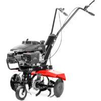 Motocultor motoazada gasolina 5cv 56cm ancho de trabajo - GREENCUT