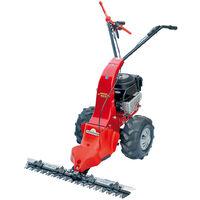 Motofalciatrice EUROSYSTEMS MNF M502 - con Retromarcia - Motore a scoppio a benzina B&S 625 Series OHV - Made In Italy