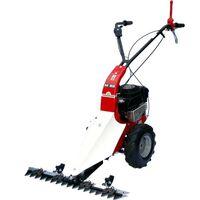 Motofalciatrice EUROSYSTEMS mod. M85 - Marcia Avanti - Motore a scoppio B&S 625 a benzina - MADE IN ITALY