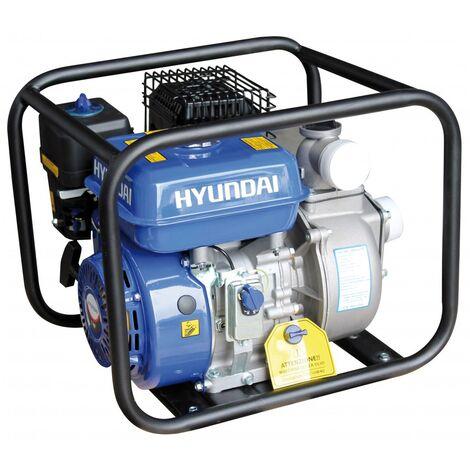 Motopompa a scoppio Hyundai HY 50 per irrigazione