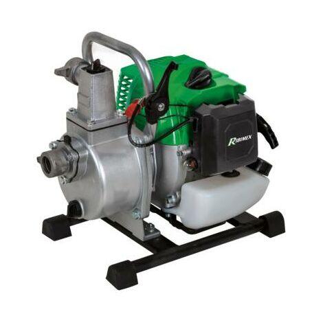 Motopompe 1,5 hp portative 42,7cc débit 8m3 par heure