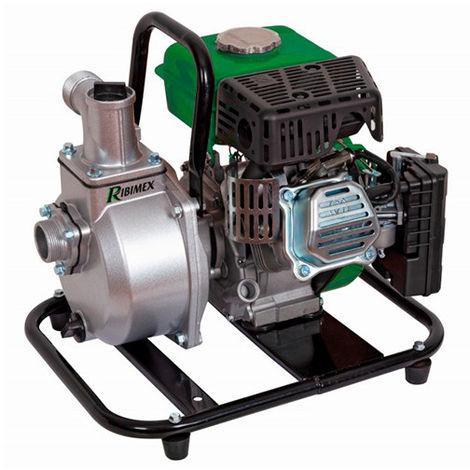 Motopompe 17 m3/h, 80 cc - 2,4 HP - 4 temps, portable - -