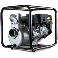 """Motopompe a eau 60.000 L/h debit 3"""" moteur a essence 7cv hauteur 28m -GREENCUT"""