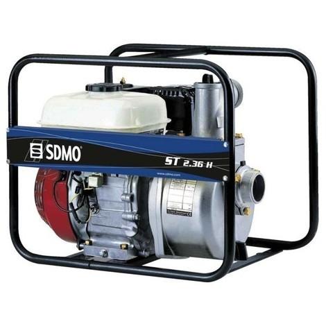 Motopompe aqualine open 50 mm/2 moteur honda gx120 reservoir2.5l