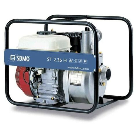 Motopompe Aqualine ST 2.36H débit 36m3/h moteur essence Honda - SDMO