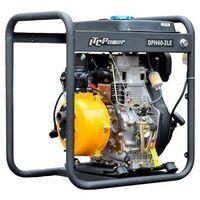 Motopompe diesel haute pression 418 cc