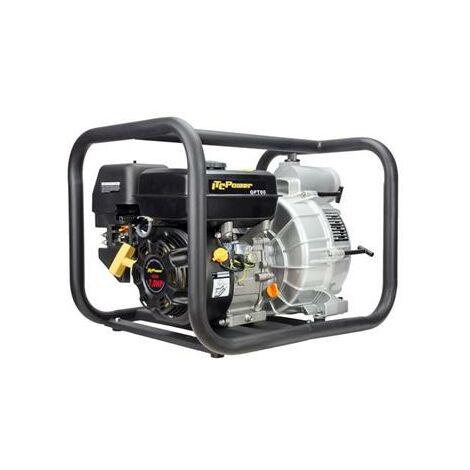 Motopompe essence eaux très chargées 210 cc