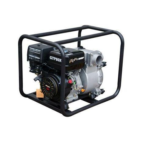 Motopompe essence eaux très chargées 389 cc