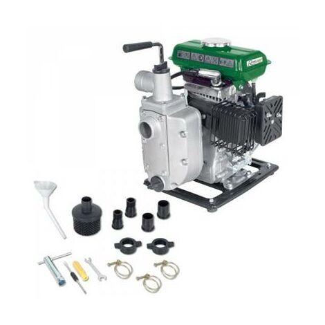 Motopompe portable à eau thermique 97 cc 12000 litres heure
