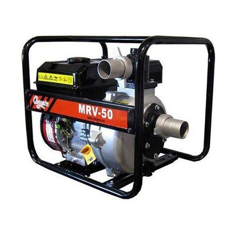 Motopompe thermique mrv 50 moteur 4 temps