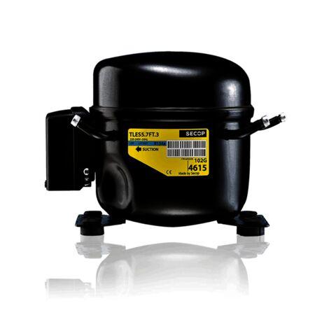 Motor Compresor Frigorifico Acc Cubigel Gl75 1/5 Gas R134A Nevera