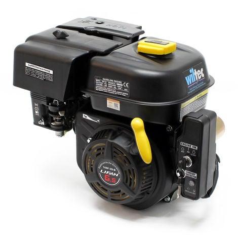 Motor de gasolina LIFAN 168 4.8kW (6.5PS) 4-tiempos 20mm refrigerado por aire E-Start