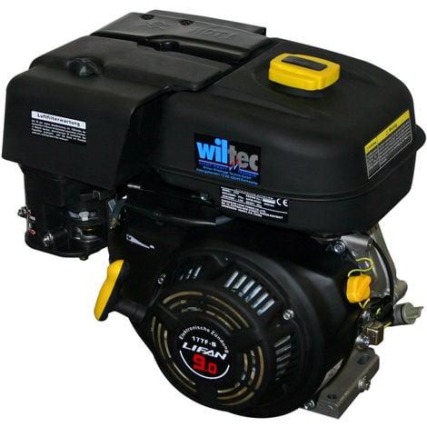Motor de gasolina LIFAN 177 6,6kW (9PS) Motor de karting de 25mm