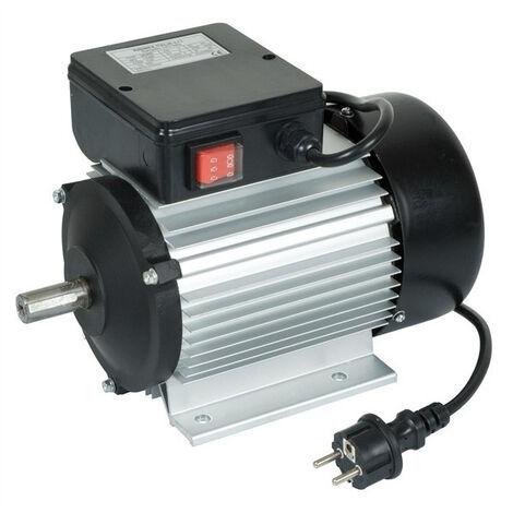 Motor eléctrico mono 2cv 2800 rpm con interruptor - m2m28 - ribitech -