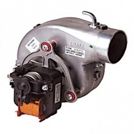 Motor Extractor Caldera Ariston 47w Tubo 97mm 998807