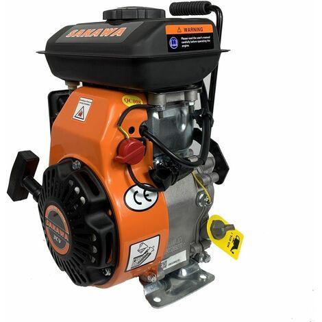 Motor gasolina 4 tiempos 100CC 3 CV