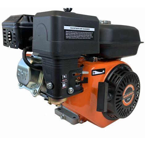 Motor gasolina 4 tiempos 208CC 7 CV 19 mm