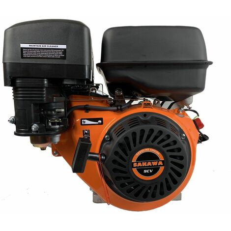 Motor gasolina 4 tiempos 270CC 9 CV