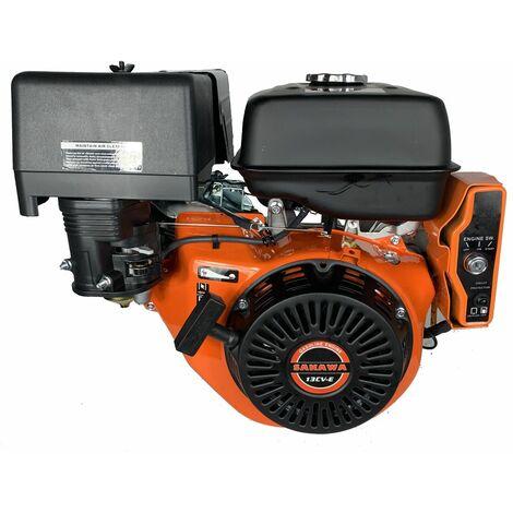 Motor gasolina 4 tiempos 390CC 13 CV Arraque electrico